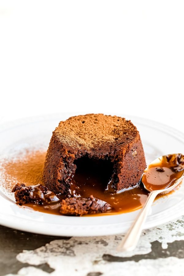 Sticky Toffee Pudding 1