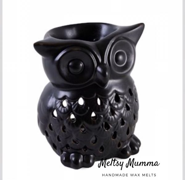 Black Owl Burner 1