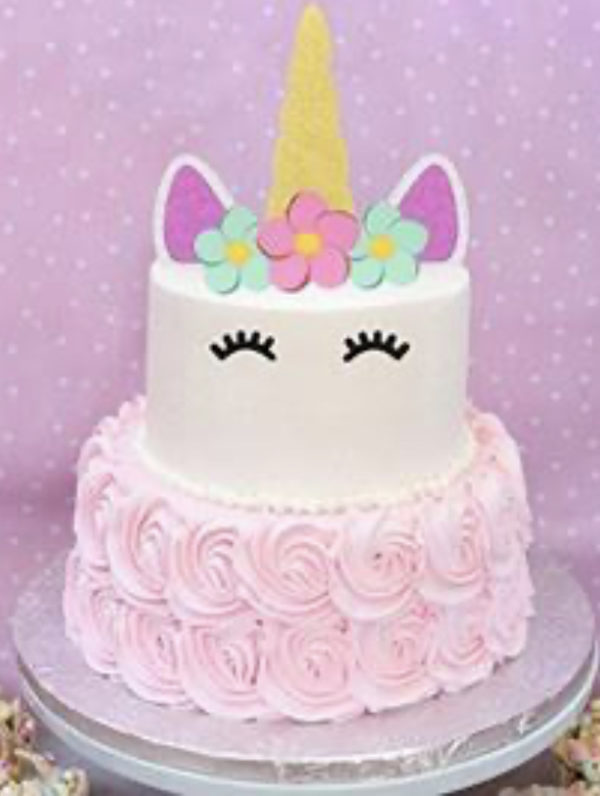 Unicorns Birthday Party 1