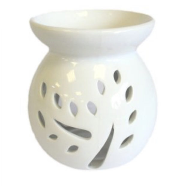 White Tree Cut-Out Warmer 1
