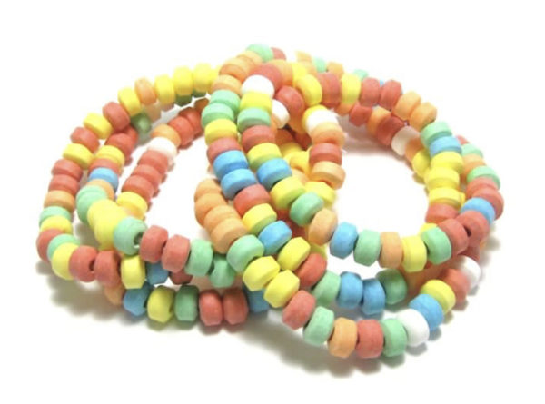 Rainbow Candy Necklace 1