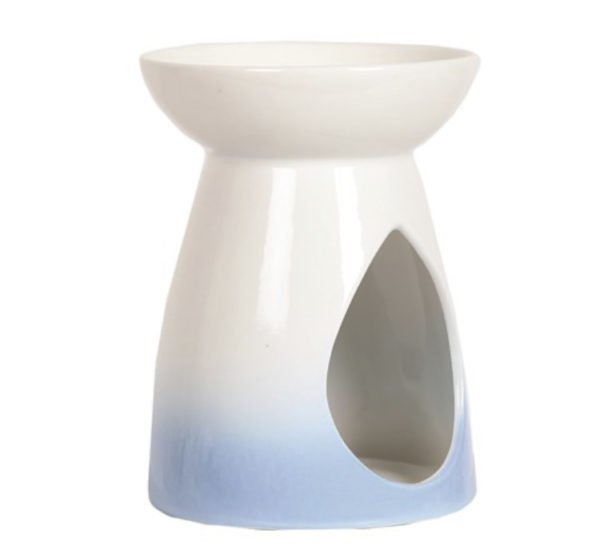 Blue Teardrop Warmer 1