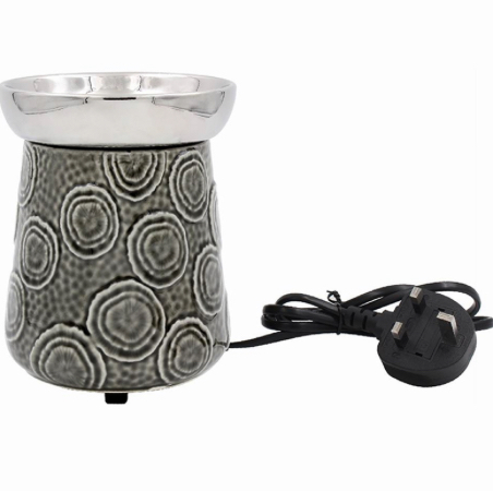 Geometric Swirls Electric Warmer 1