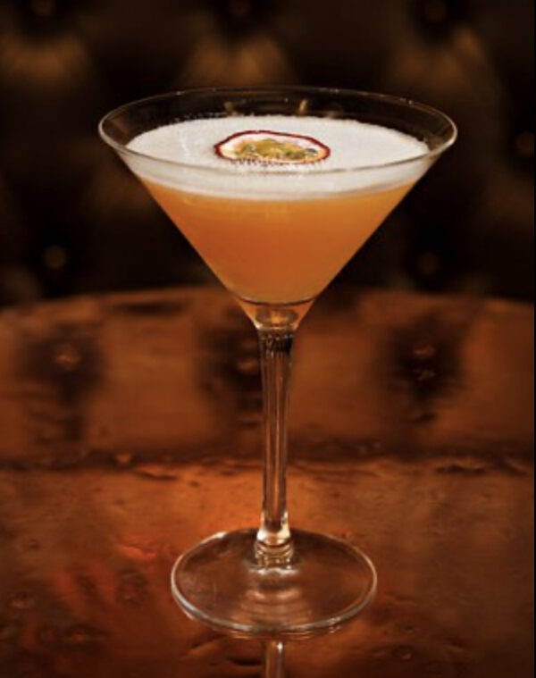 Passion Fruit Martini 1
