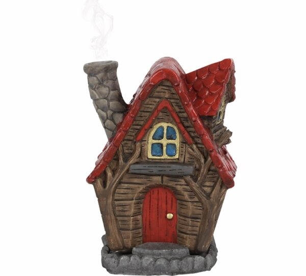 The Willows Fairy House + Incense Cones 1