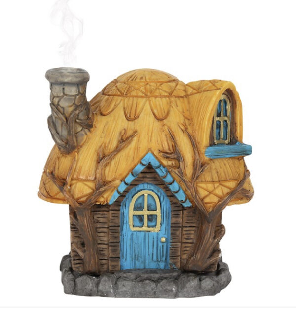 Buttercup Cottage Fairy House + Incense Cones 1