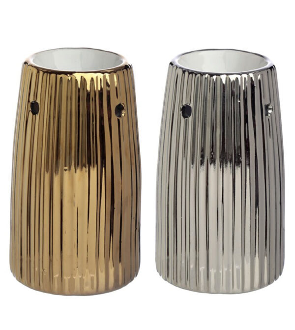 Gold & Silver Effect Warmers 1
