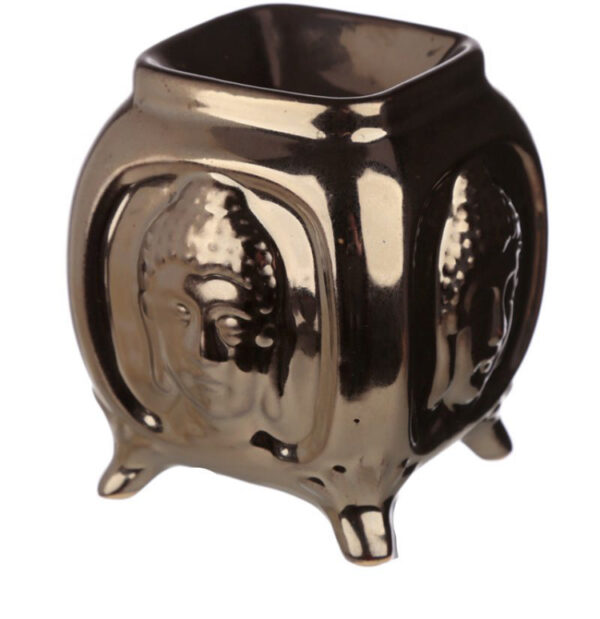 Bronze Effect Buddha Warmer 1
