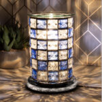 Stunning Jewelled Touch Sensitive Electric Warmer 2