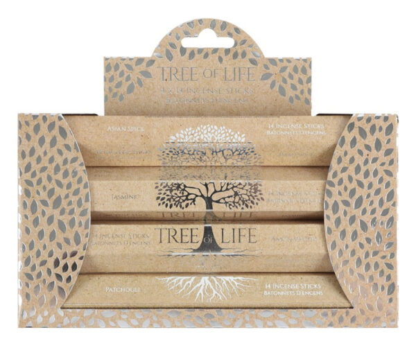 Tree Of Life Incense Stick Gift Set 1