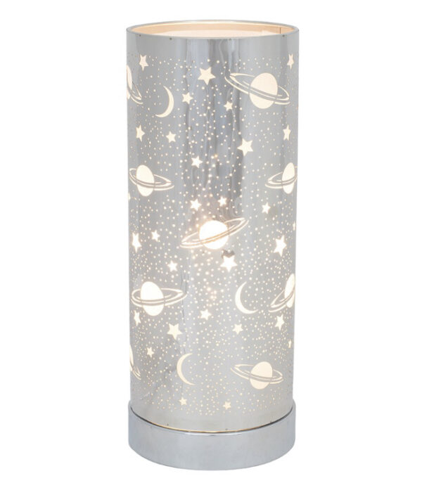 Stunning Silver Universe Electric Warmer 1