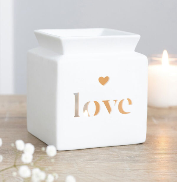 Love T-Light Warmer 1
