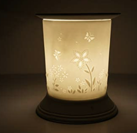 Stunning Flower Electric Warmer/Aroma Lamp 1