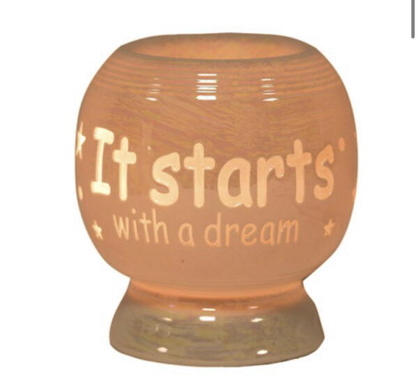 Starts With A Dream Electric Warmer 1