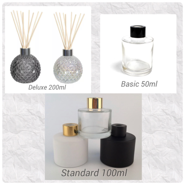 Reed Diffuser Bottles 1